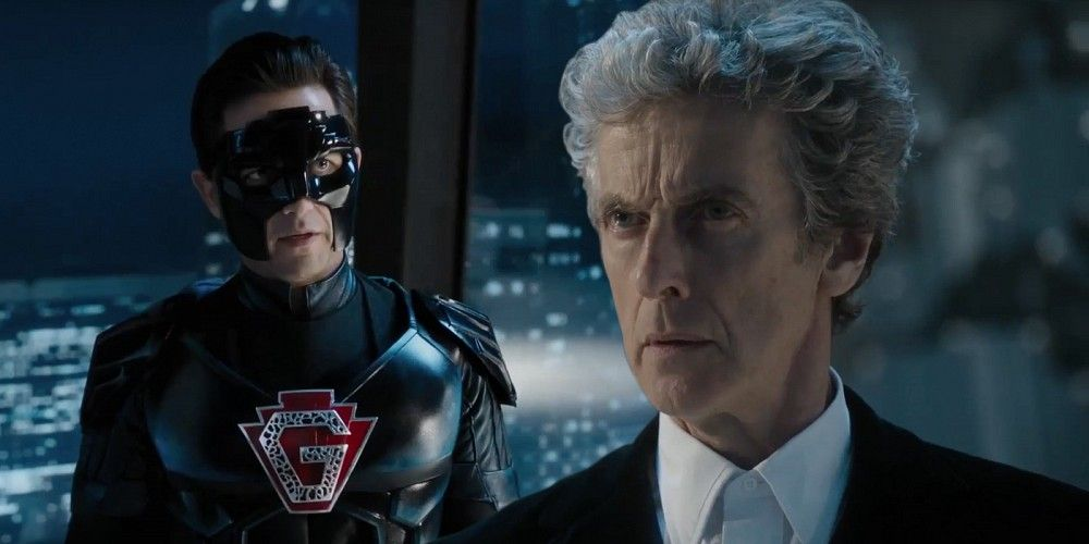 Doctor Who Christmas Special 2016 The Ghost