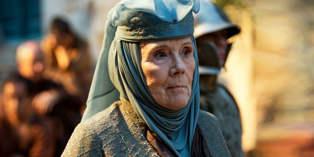 game thrones olenna tyrell deleted scene