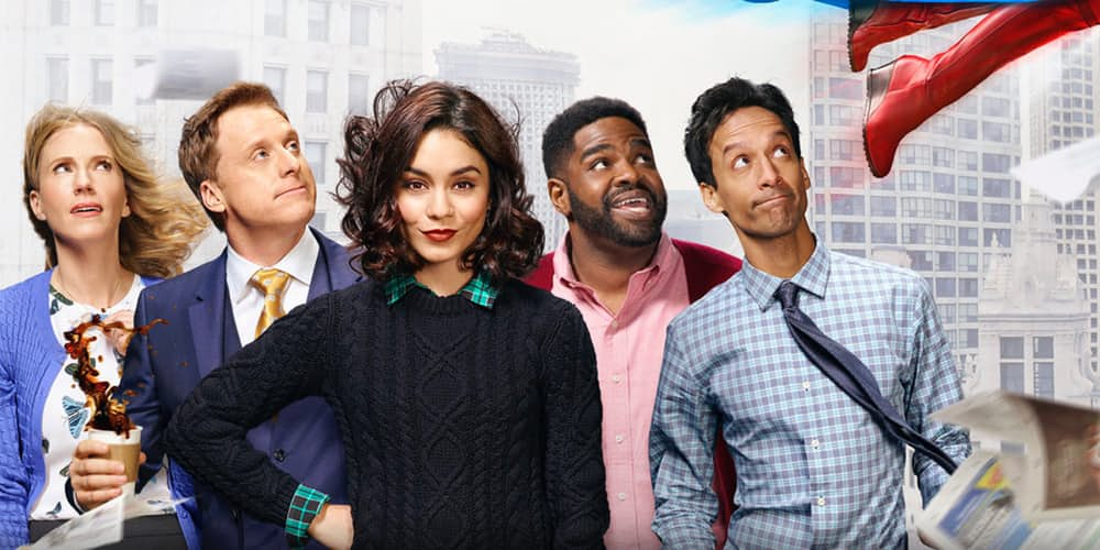 Powerless Review Banner