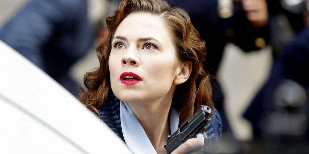 Agent Carter Ended after Season 2