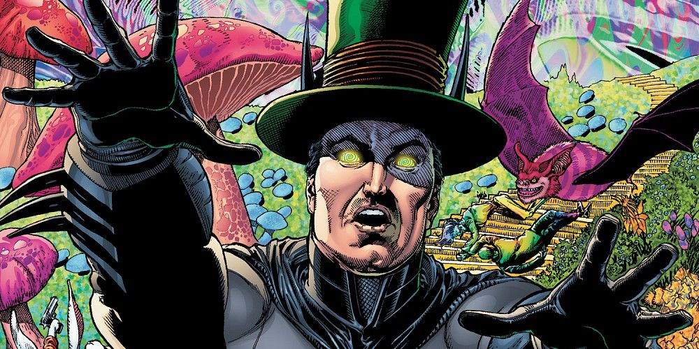 Batman The Mad Hatter