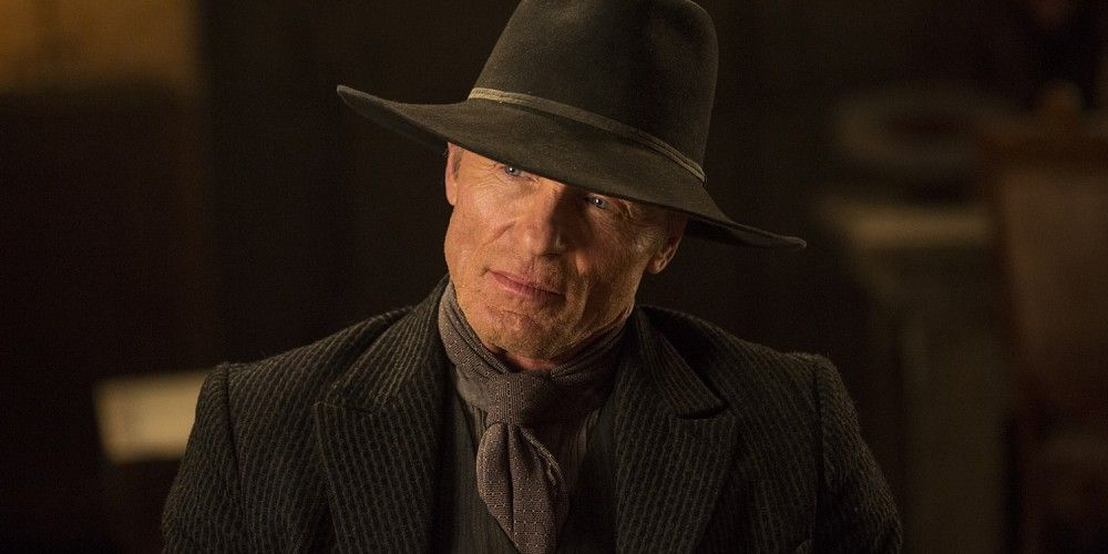 Ed Harris in Westworld Season 1 Episode 5