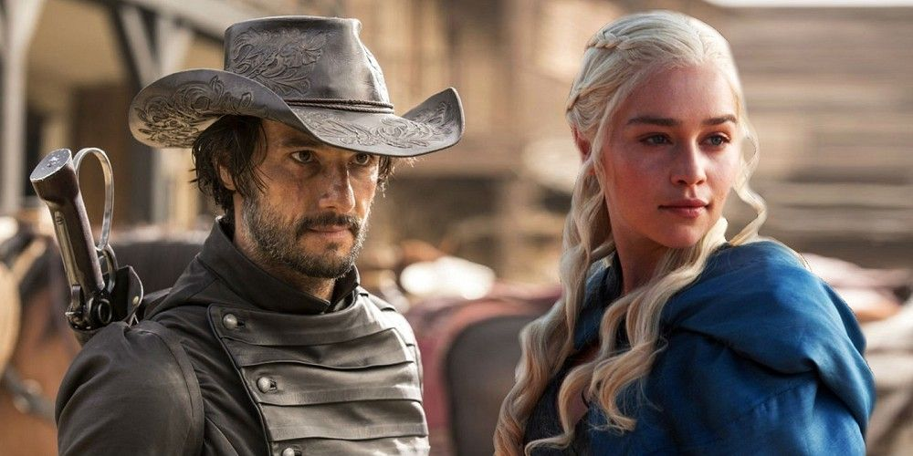 Game of Thrones Westworld Crossover