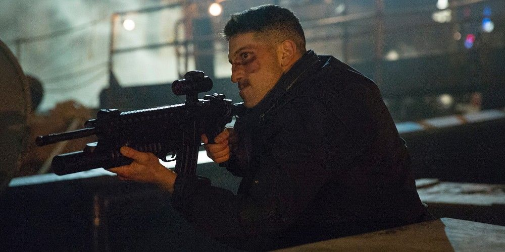Jon Bernthal as the Punisher in Daredevil Season 2