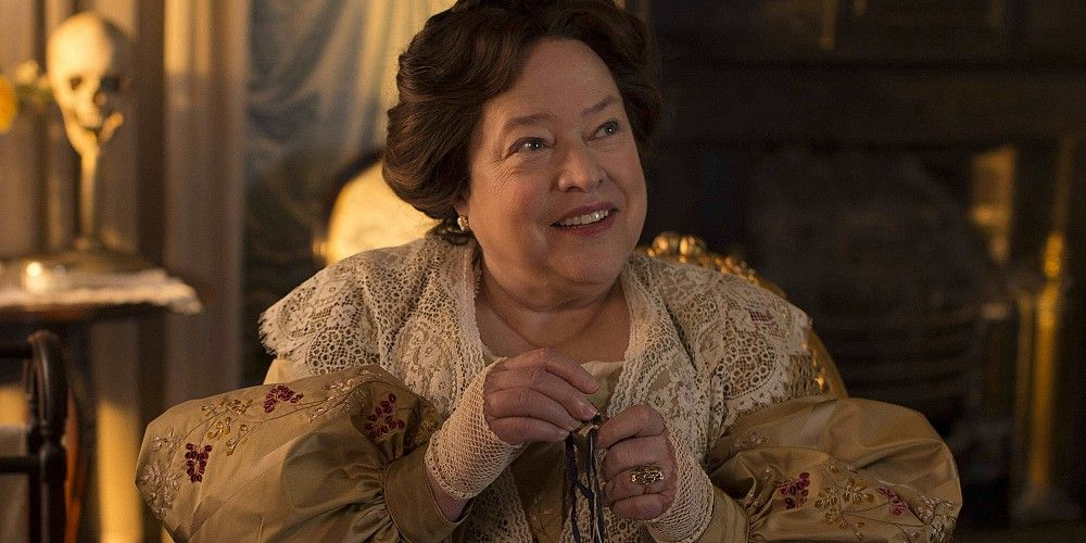 Kathy Bates in American Horror Story Coven