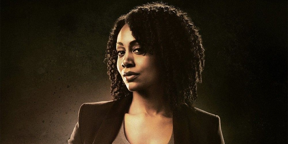 Luke Cage Simone Missick as Misty Knight