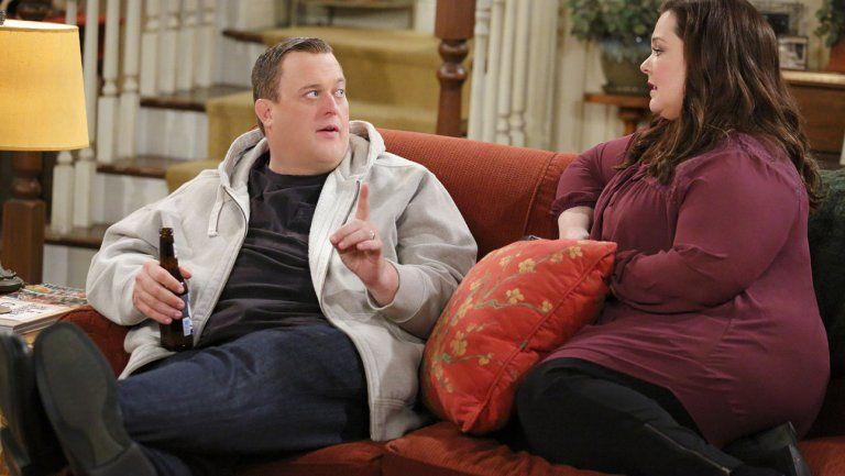 Mike and Molly Still