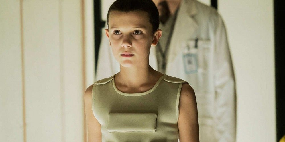 Stranger Things Millie Bobby Brown as Eleven