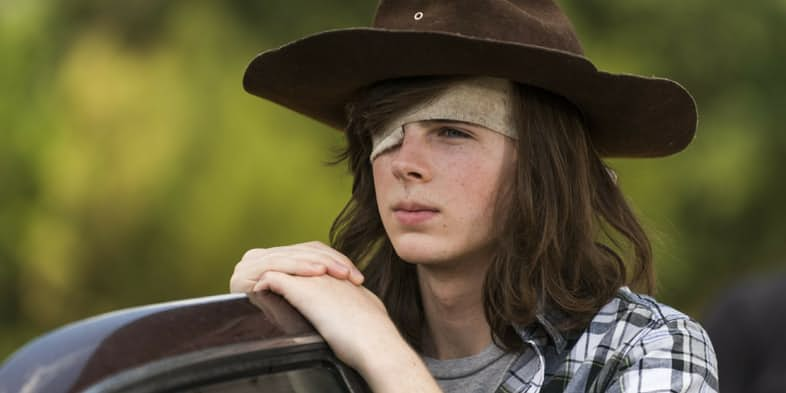 The Walking Dead Go Getters Carl Grimes