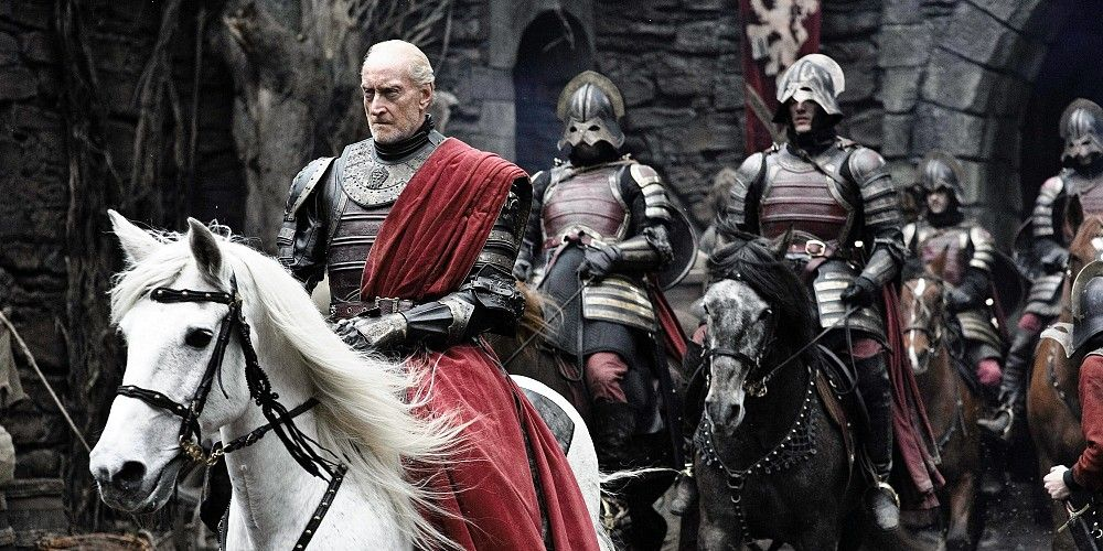 Tywin Lannister Army Game Of Thrones