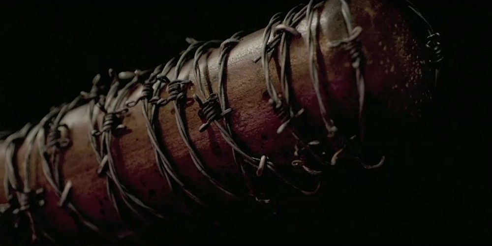 Walking Dead Season 7 Comic Con Trailer Breakdown Lucille