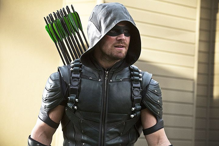 arrow legacy pic