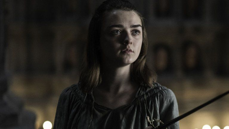 arya maisie williams from game of thrones publicity h 2016