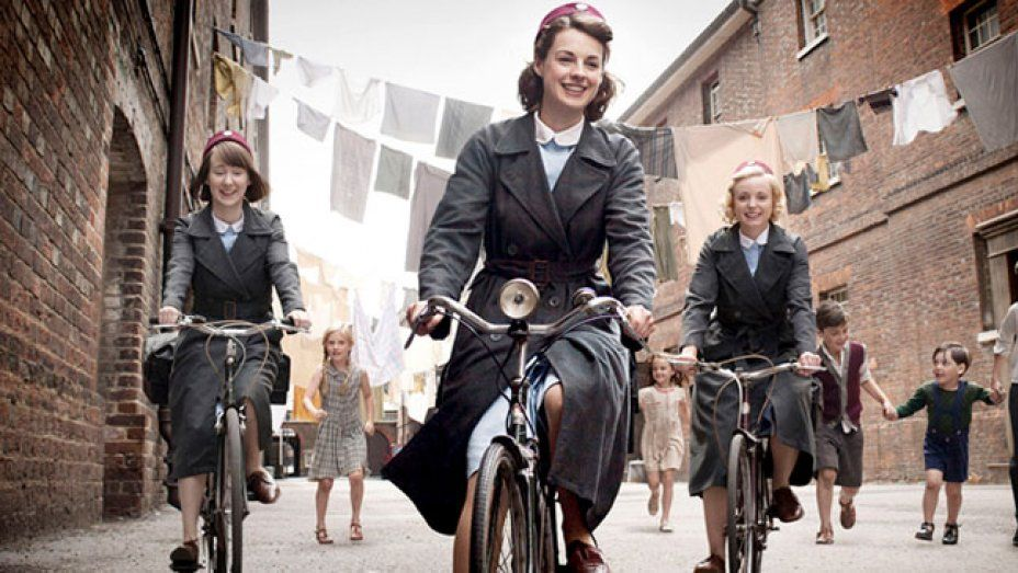 call the midwife h