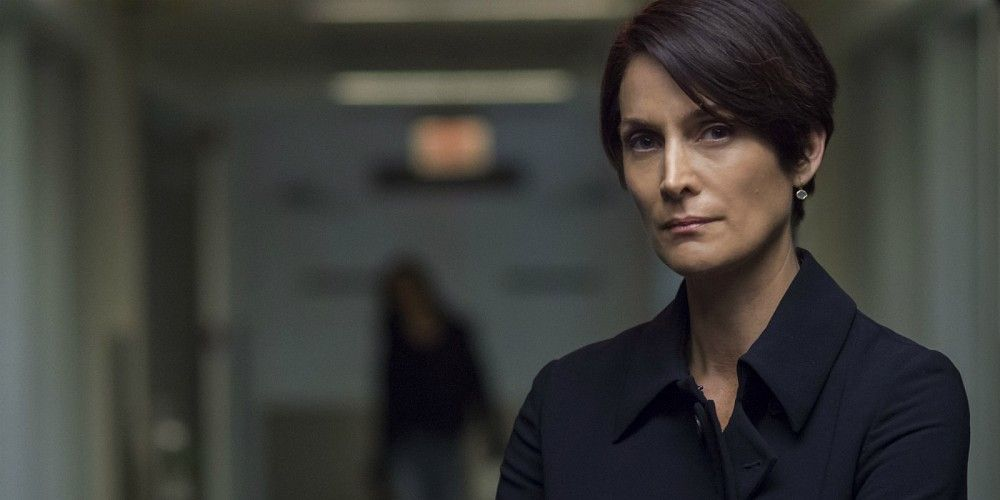 carrie anne moss jeri hogarth iron fist