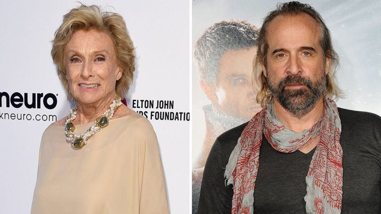 cloris leachman and peter stormare split