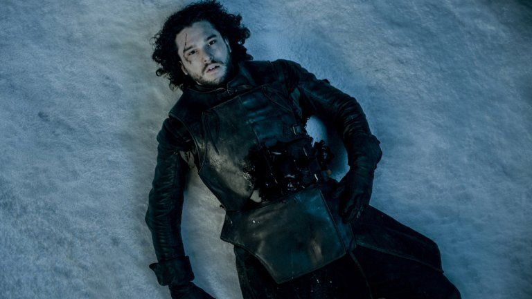 got deaths jon snow