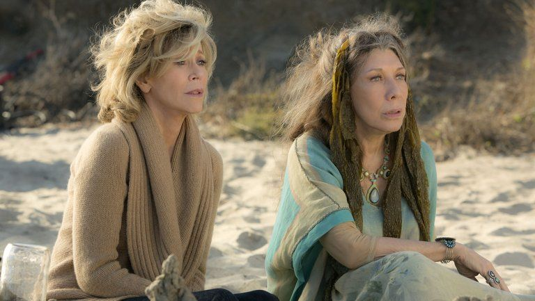 grace and frankie still