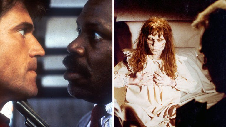 lethal weapon and exorcist split