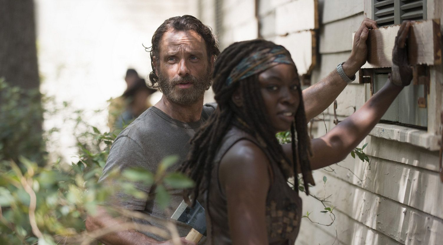 the walking dead michonne photos 6