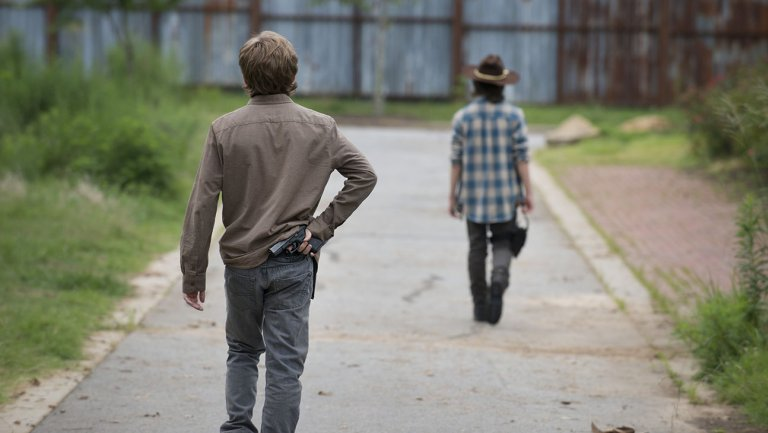 the walking dead s06e07 still