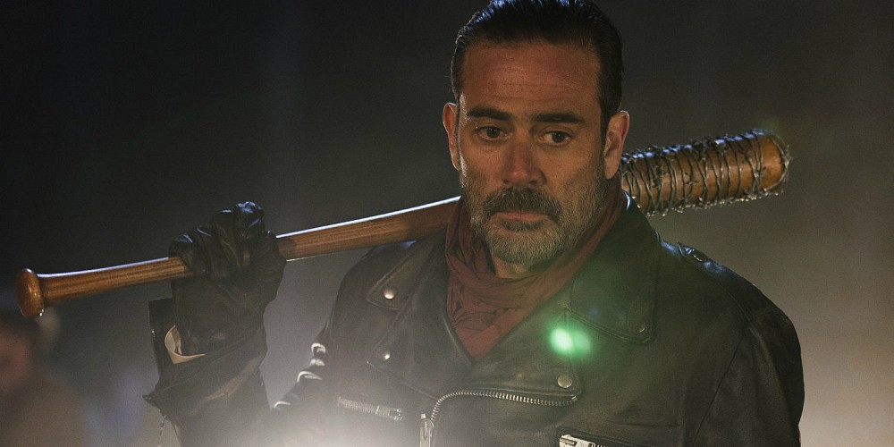 walking dead season 6 cliffhanger negan