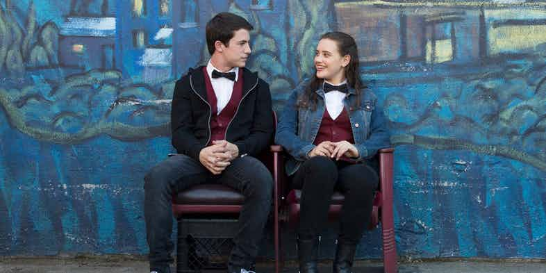 Netflix 13 Reasons Why Clay Jensen Hannah Baker