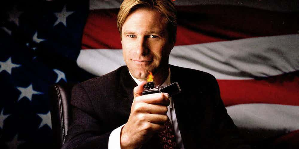 Aaron Eckhart in Thank You For Smoking 1