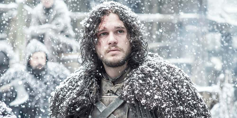 Kit Haringston Jon Snow Game of Thrones