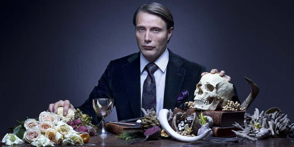 Mads Mikkelsen in Hannibal NBC