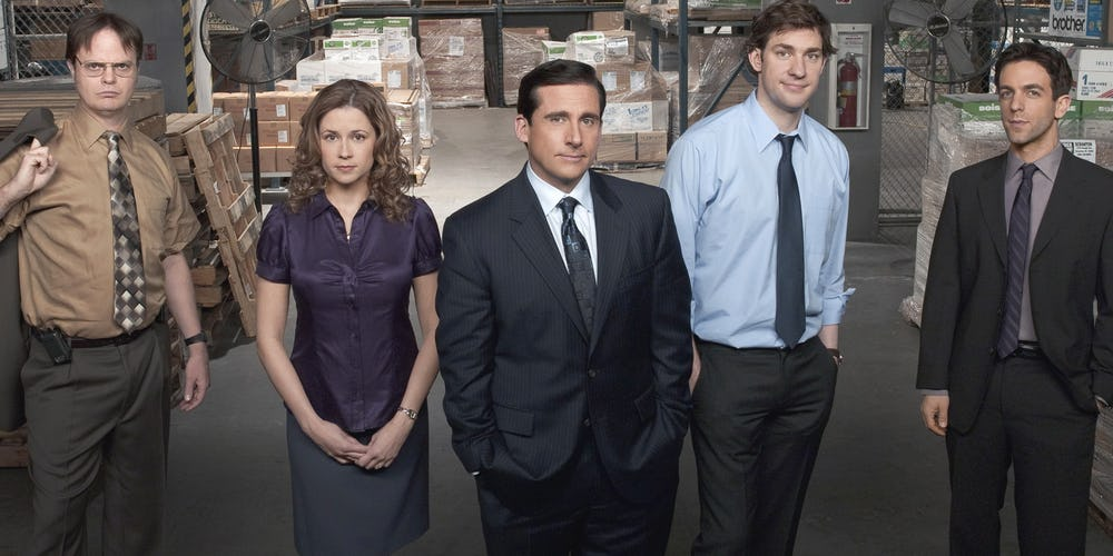 Header Image The Office
