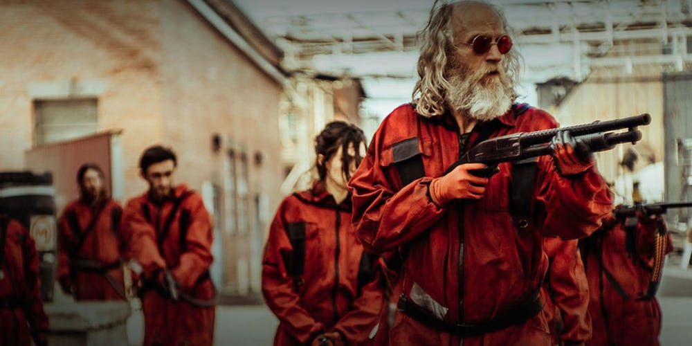 Z Nation Russell Hodgkinson as Doc