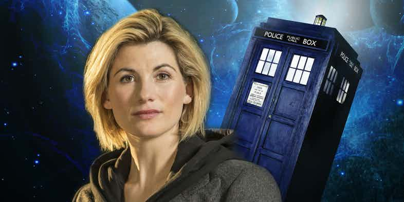 Jodie Whittaker First Female Doctor Who