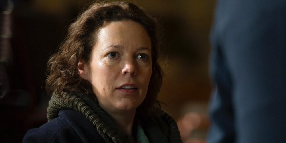 Olivia Colman The Night Manager