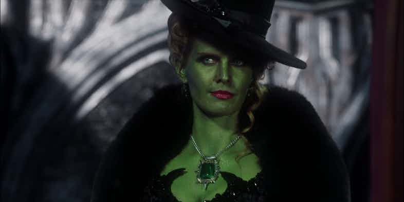 Zelna the Wicked Witch from Once Upon a Time
