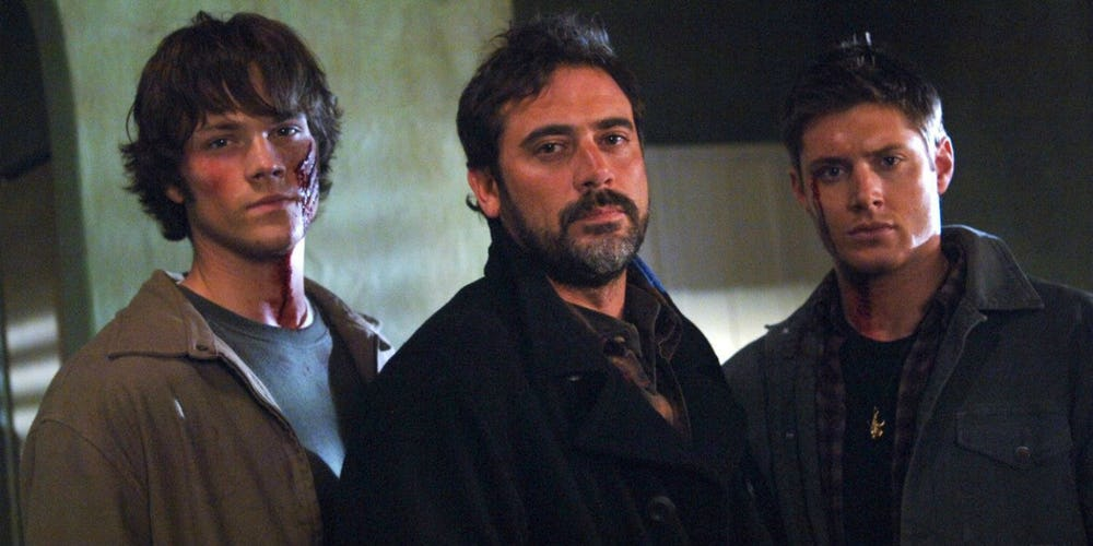 Supernatural Sam Dean and John Winchester