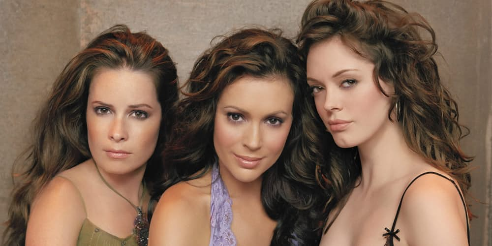charmed tv show cast