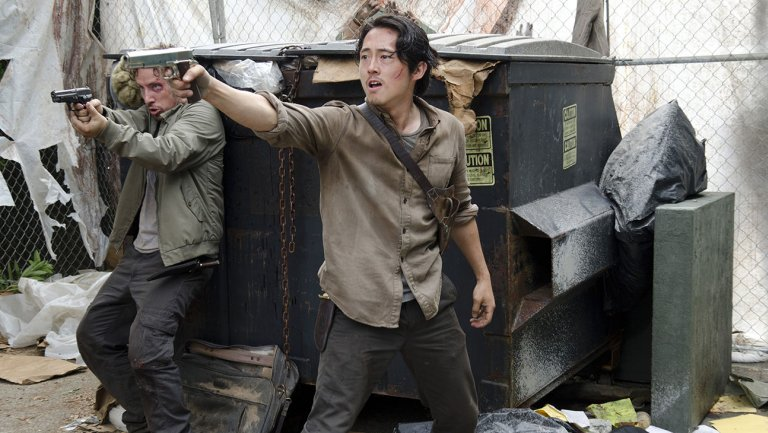 the walking dead s06e03 still 0